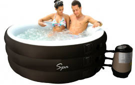 Classic Portable Hot Water Spa