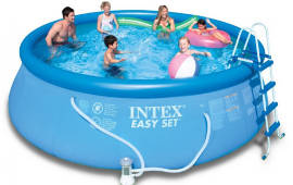 Intex Frame Pool 15 Feet