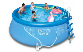 Intex Pool 15 Feet