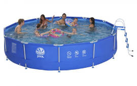 Metal Frame Pool 15 Feet