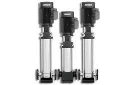 50 HZ - SCR, SCRI & SCRN PUMPS