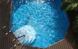 Galvanized Steel Prefab Pools